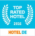 top ratet hotel 2016